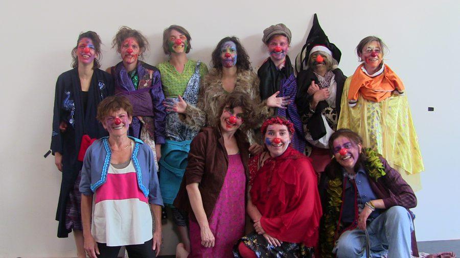 stage clown près d'Angers