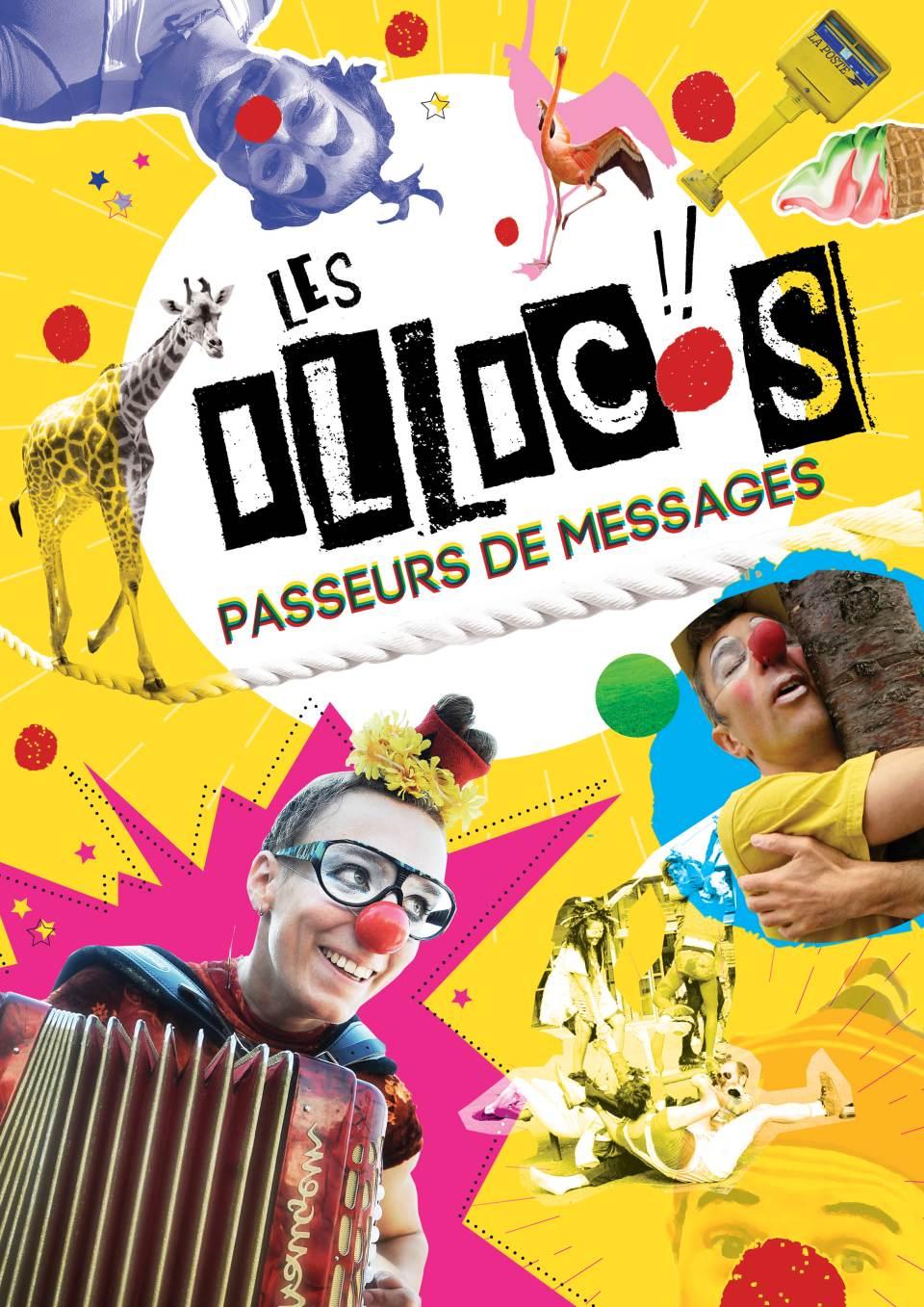 Les Illicos passeurs de message